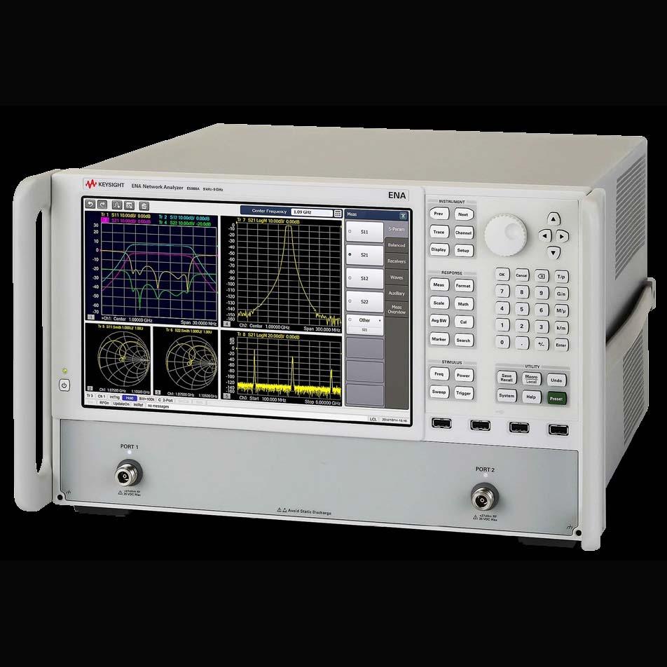E5080A/019,1CP,245、UNQ ネットワークアナライザ