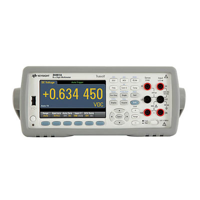 34461A/GPB デジタルマルチメータ