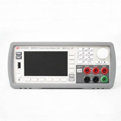B2901A/16494A-001,N1294A-001 プレシジョンソース/メジャーユニット