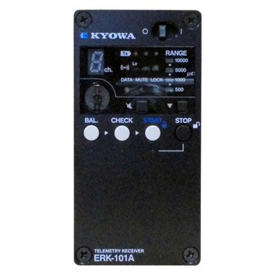 ERK-101A ひずみゲージ式変換器用無線ユニット