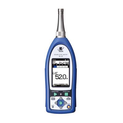 NL-52EX/NX-42WR 精密騒音計(検定済証付き)