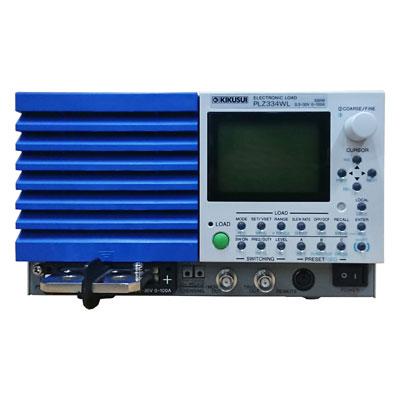 PLZ334WL 電子負荷装置