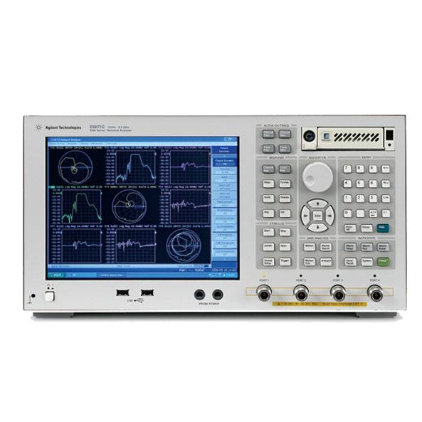 E5071C/017,1E5,4K5,TDR ネットワークアナライザ