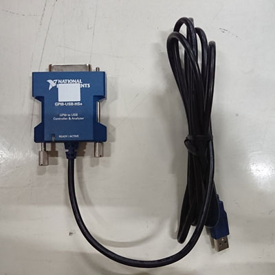 GPIB-USB-HS+(783368-01) GPIB-USBインターフェース