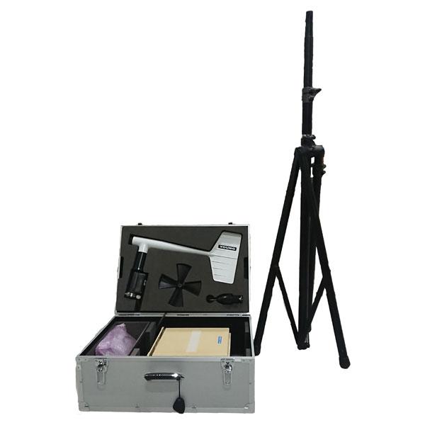KADEC21-KAZE-C/KDC-B01-U21,CASE,C02-USB,C05-KAZE-10,H04-CF-2C,S04-05305-JM,T03-N-OP3,T04-Y-3-18940 風向風速測定装置(気象庁検定証書付き)