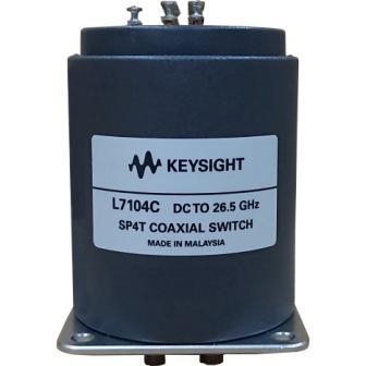 L7104C/100 マルチポート同軸スイッチ