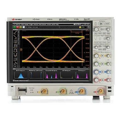 MSOS254A デジタルオシロスコープ