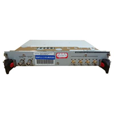 MU181000B 12.5GHz4ポートシンセサイザ