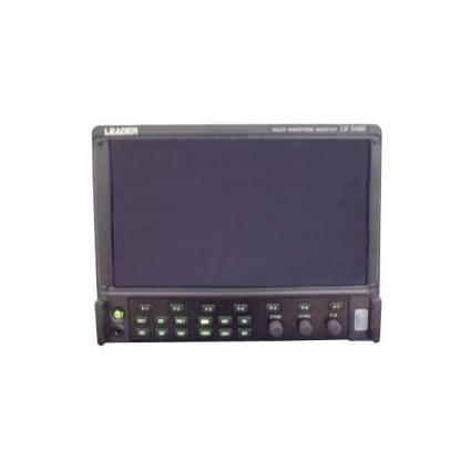 LV5490/LV5490SER03,LV5490SER05,LV5490SER06,LV5490SER07,LV5490SER09,LV5490SER10 マルチウェーブフォームモニター
