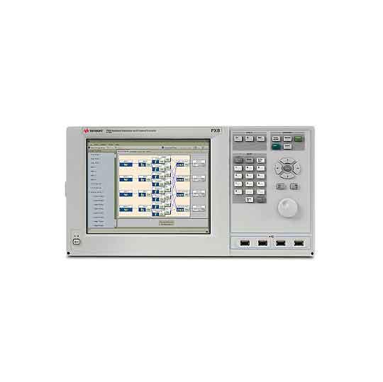 N5106A/612,634,JFP,QFP ユニバーサル受信機テスタ