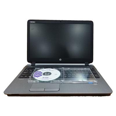 DP0408/GPIB-USB-HS(PROBOOK450G2/X6W56PA#ABJ) 低周波イミュニティ試験ソフトウェア