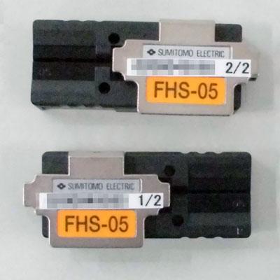 FHS-05 光ファイバホルダ