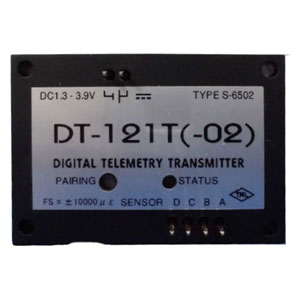 DT-121T-02 デジタルテレメータ送信機