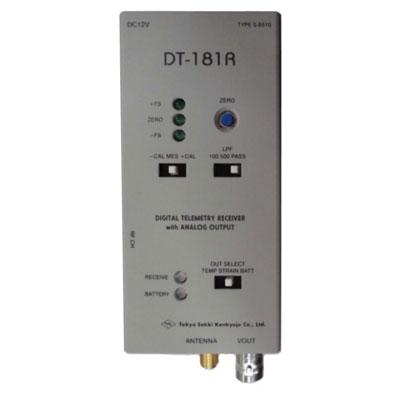 DT-181R/CR-1867,TT-F23×2,TWE-EXC2-003-5M デジタルテレメータ受信機