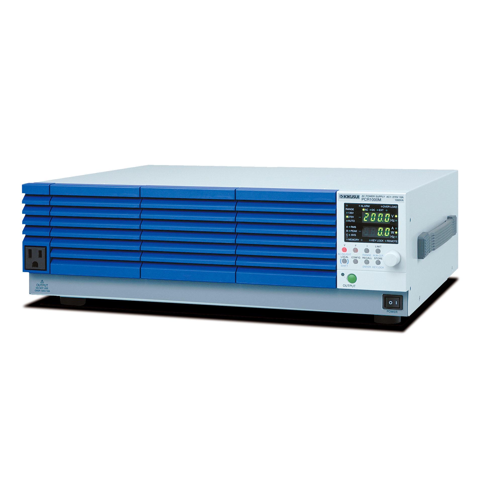 PCR1000M コンパクト交流電源