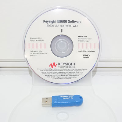 89601BK/200,BHF,BHN,E8900-D10 ベクトル信号解析ソフトウェア