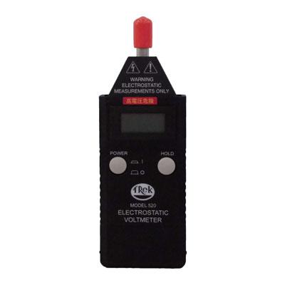 MODEL520-1 A.Cフィードバック表面電位計