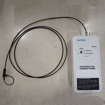 SS-281A/ACアダプタ ロゴスキーコイル電流プローブ