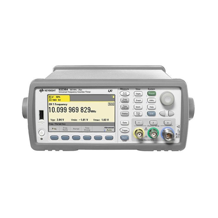 53230A/010,115,150,202,ABA ユニバーサル周波数カウンタ/タイマ
