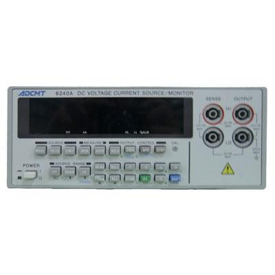 6240A 直流電圧・電流源/モニタ