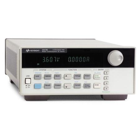 66311B 移動体通信用DC電源