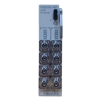 735142-22-SA-FCC(AQ2200-421) 光スイッチモジュール