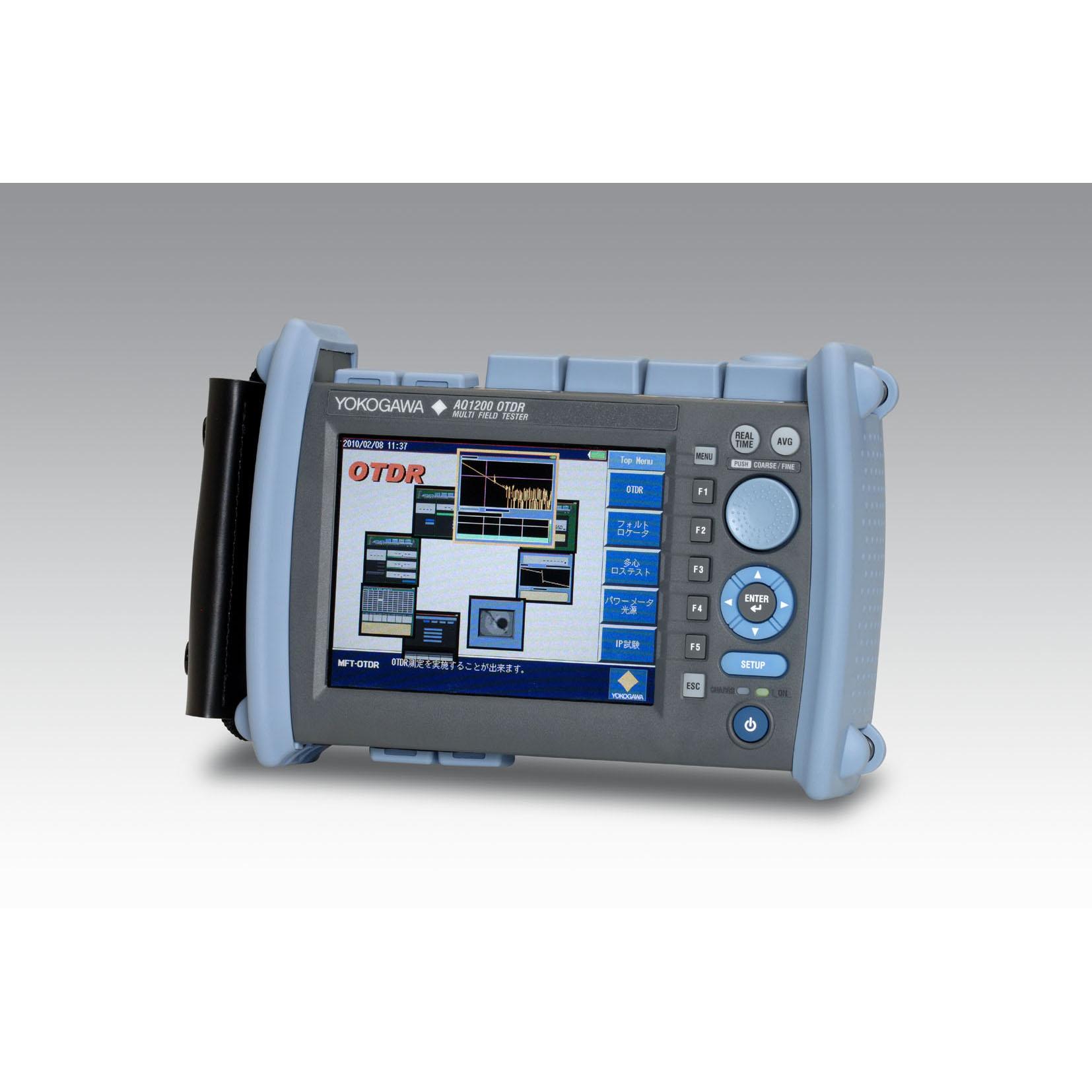 AQ1200A-HJ-M-USC/SLT,VLS,SU2006A OTDR