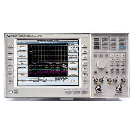 E5515C/002,003,E1991B(E1963A-403,E1966A-102) 10ワイヤレス通信テストセット