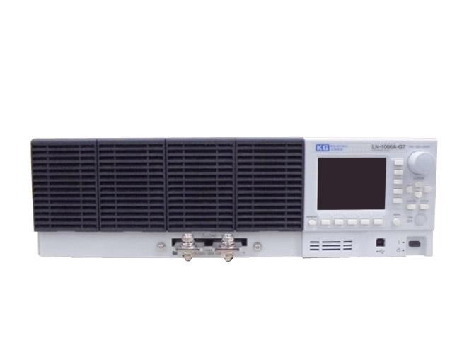 LN-1000A-G7/LX-OP01,RC-02A 電子負荷装置