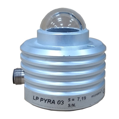 LP-PYRA03 日射計・温度センサセット