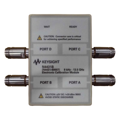 N4431B/010 4ポート電子校正モジュール