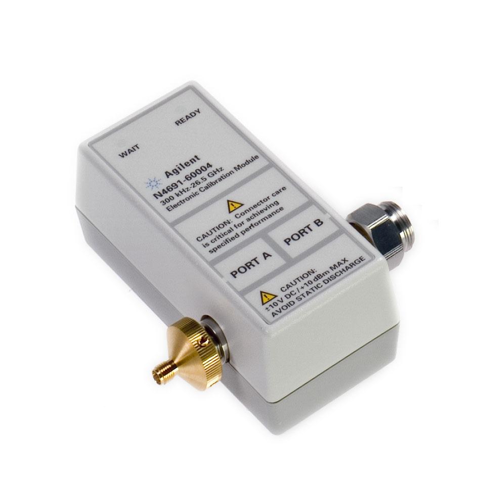 N4691B/00A,M0F 2ポート電子校正モジュール