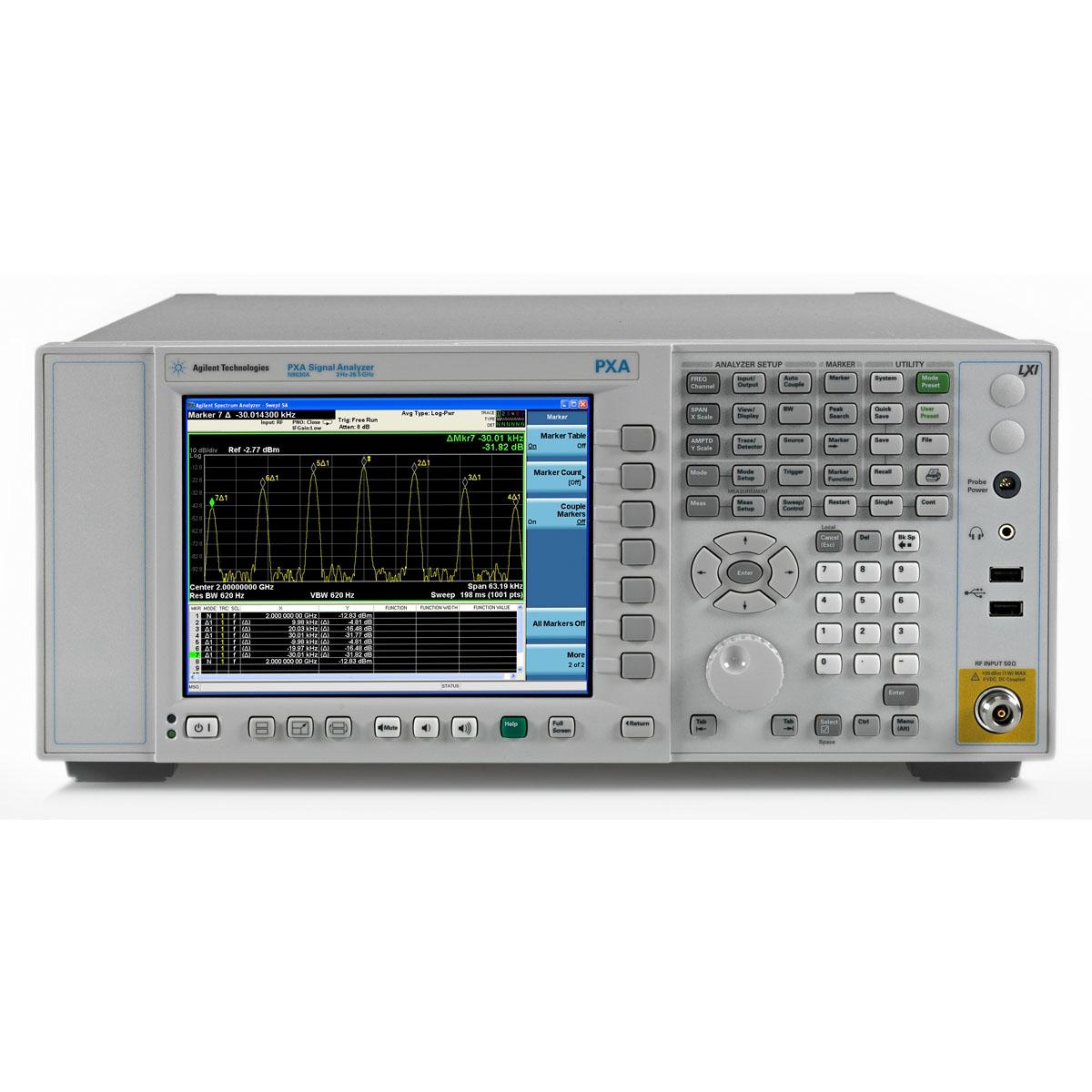 N9030A/526,B40,EA3,MPB,P26,W7X,N9082B-1FP・2FP シグナルアナライザ