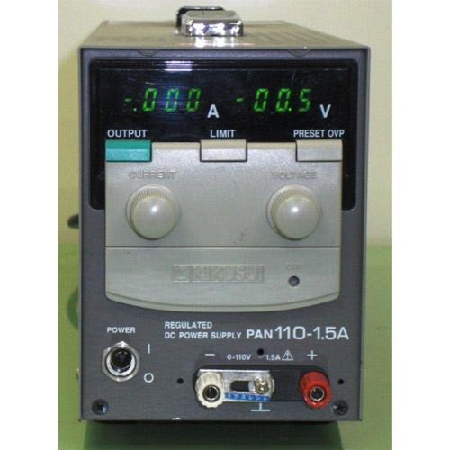 PAN110-1.5A 直流安定化電源