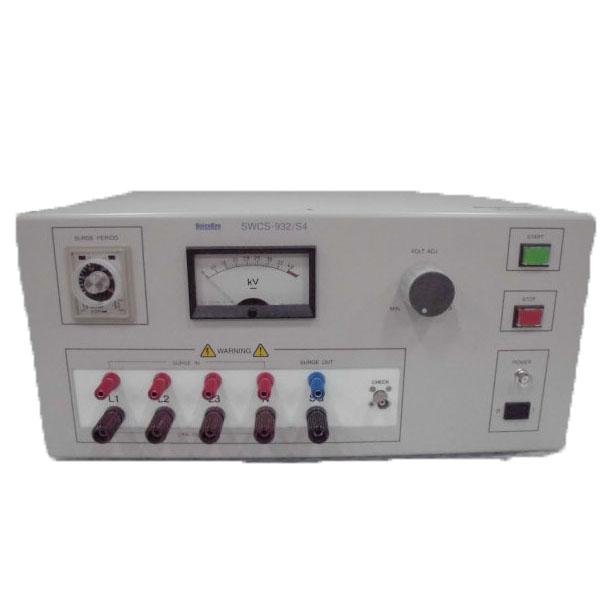 SWCS-932/S4 減衰振動波試験器