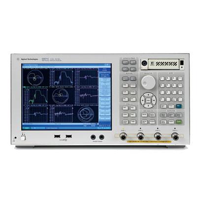 E5071C/017,485,790,UNQ ネットワークアナライザ