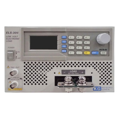 ELS-304/RC-02A 超高速電子負荷装置