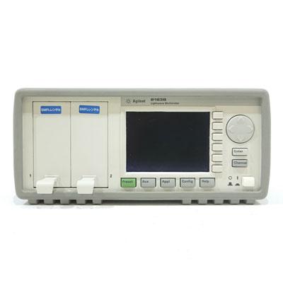 8163B/LAN端子無し 光マルチメータ・メインフレーム