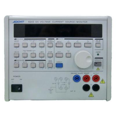 6243 直流電圧・電流源/モニタ