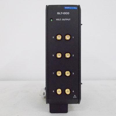 GL7-DCO アナログ電圧出力ユニット