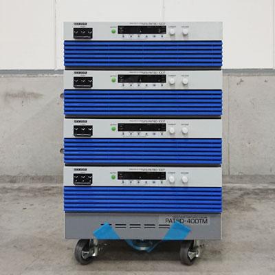 PAT80-400TM/AC8-4P4M-M6C 高効率大容量スイッチング電源