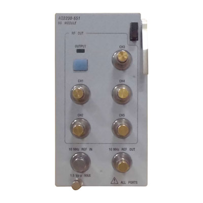 735163(AQ2200-651) SGモジュール