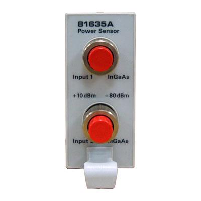 81635A/81000KI×2 光パワー・センサモジュール