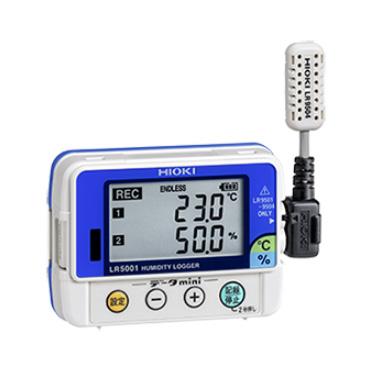 LR5001/LR9502 温湿度ロガー
