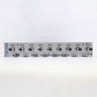 CMW100/KV620,KW620,PS16 通信製造テストセット