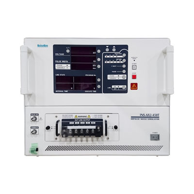 INS-AX2-450T-K1581-02 ノイズシミュレータ