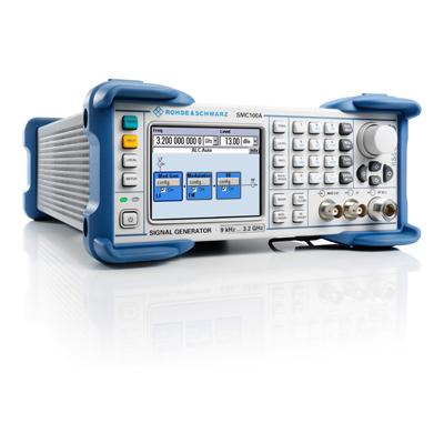 SMC100A/B103 アナログシグナルジェネレータ