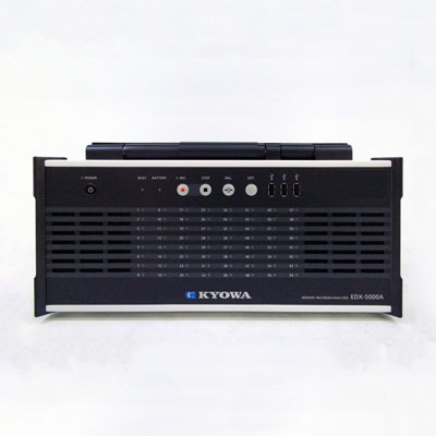 EDX-5000A-64-H メモリレコーダ/アナライザ
