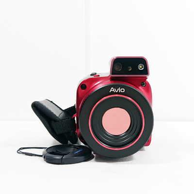 R550PRO/PKA-100VDM 赤外線サーモグラフィカメラ