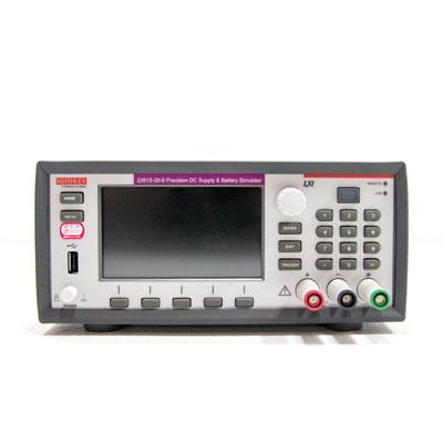 2281S-20-6 バッテリシミュレータ